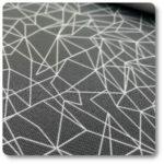 tkanina zewnętrzna z nadrukiem