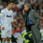 Cristiano-Ronaldo-Jose-Mourinho