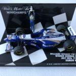 Damon Hill | Williams Renault FW18 | 1:43 Minichamps Diecast F1 Model