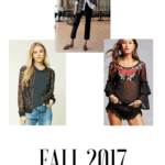 How to wear fall 2017 fashion trends | Thrifted & Taylor'd | www.thriftedandtaylord.com
