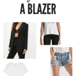 5 Ways to Wear A Blazer | Style Guide | Thrifted & Taylor'd