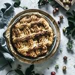 Marzipan Stachelbeer Kuchen