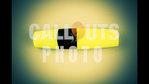Yellow Glowing Marker Pen