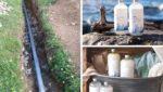 Saaren Taika pyykkietikka puhdistaa putkistoa