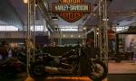 salon de la moto 2019 Harley Davidson