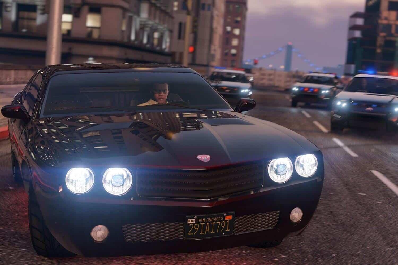 بازی ویدیویی Grand Theft Auto V