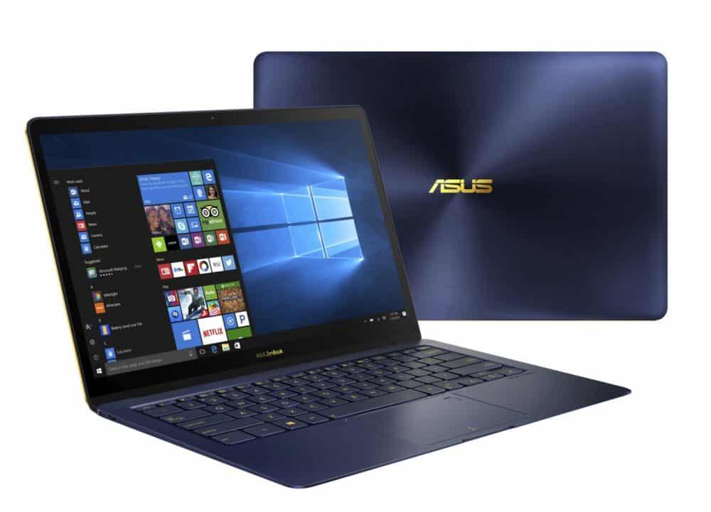 Notebook Asus ZenBook 3 Deluxe