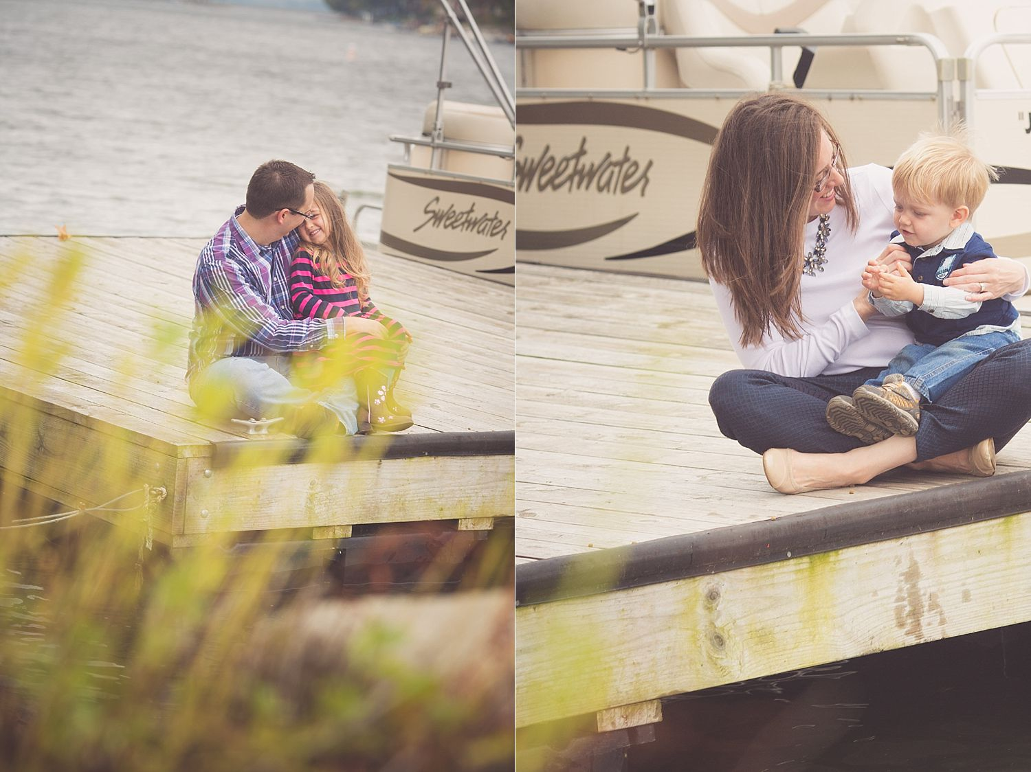 weatherby lake family photography