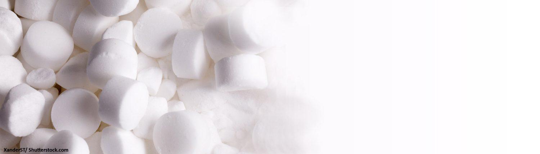 Salz, Kalk, Anlage, Entkalkung, sauber
