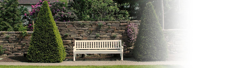 Naturstein kann gut im Außenbereich verbaut werden. Tipp zum Bau erklärt, was es zu beachten gibt.