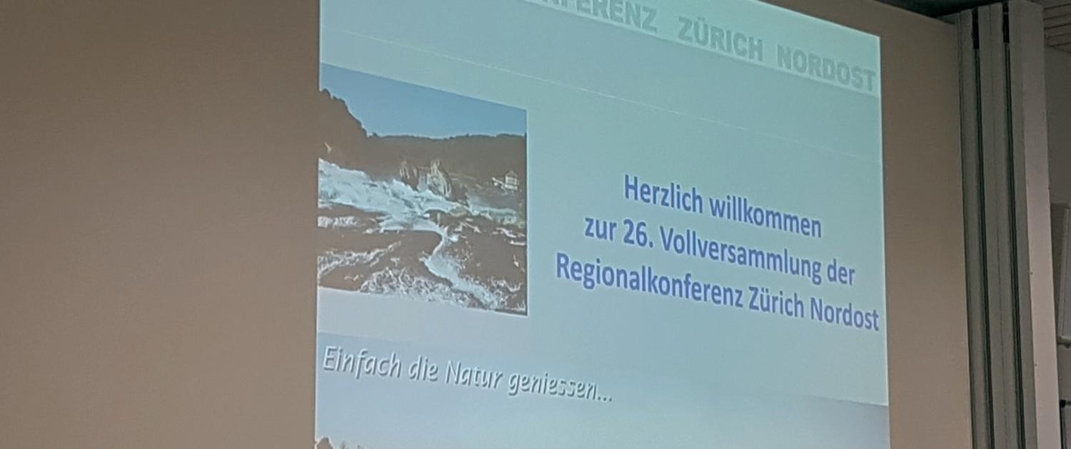 Regionalkonferenz Zürich Nordost