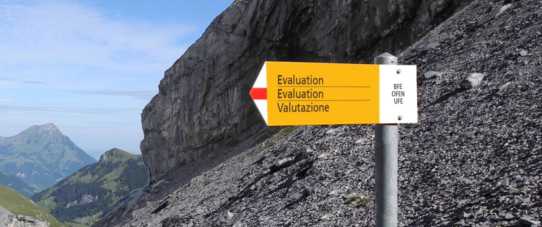Bild Evaluation Wegweiser überarbeitet