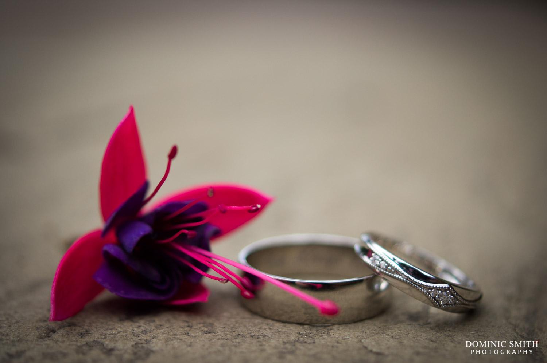 Hayley and Jamie Wedding Rings