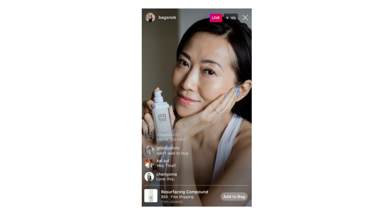 social-media-trends-instagram-live-shopping