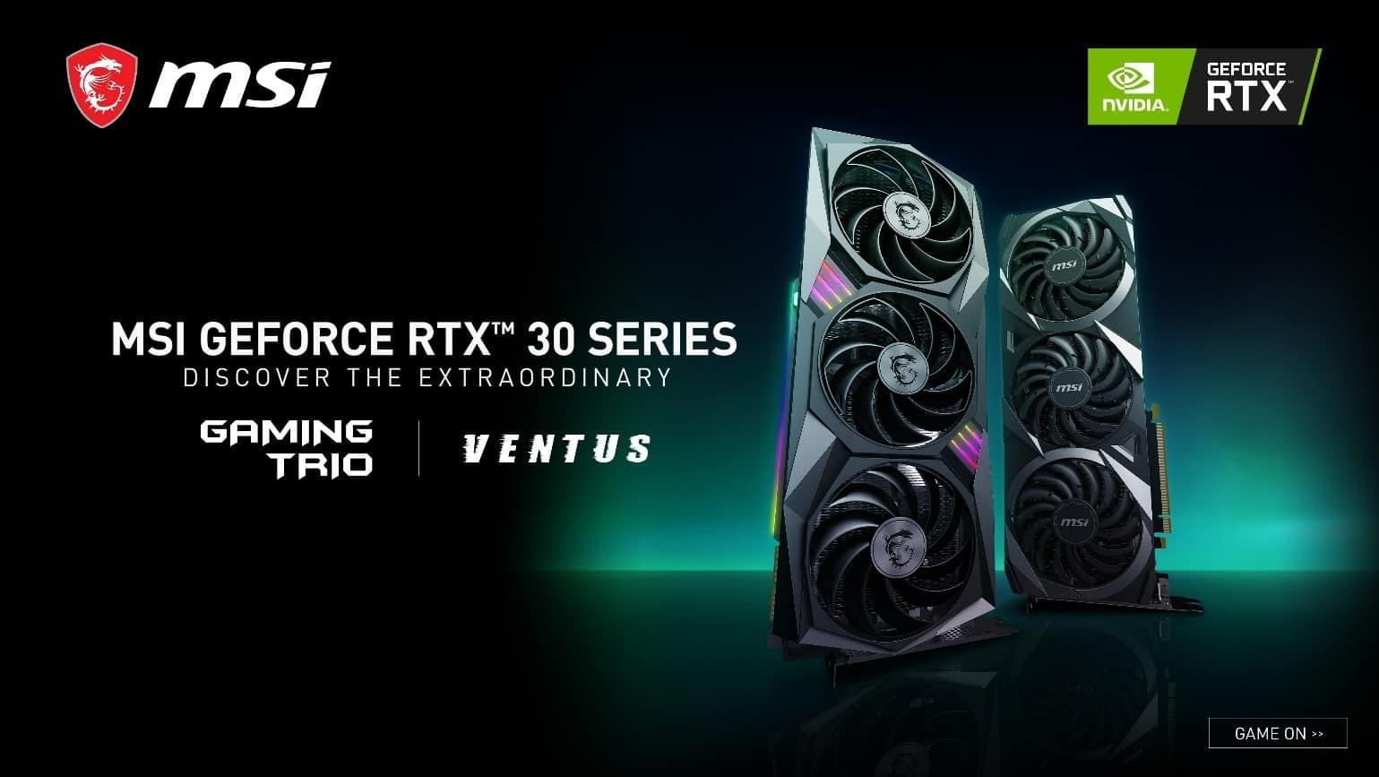 RTX 30 mais caras