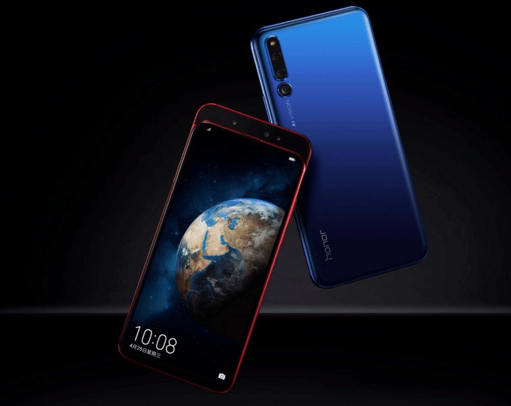 Smartphone Honor Magic 2 je oficiálně uvedený pro čínský trh