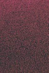 bordowy gladki dywan petelkowy Twinset Uni Loop Pile 21400