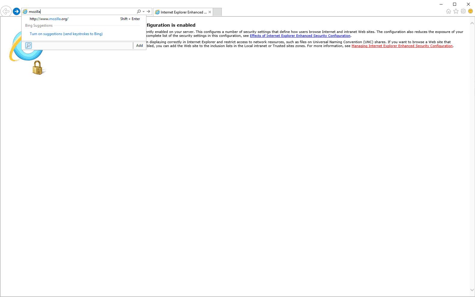 Masternode Vorbereitung - Browser installieren