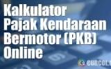 Kalkulator Pajak Kendaraan Bermotor Online