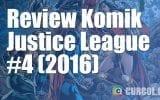Review Komik Justice League #4 (2016)