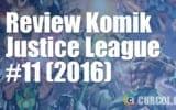 Review Komik Justice League #11 (2016)