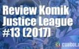 Review Komik Justice League #13 (2017)