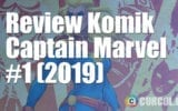 Review Komik Captain Marvel #1 (Marvel, 2019)