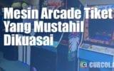 5 Mesin Arcade Tiket Yang Sulit Dimenangkan