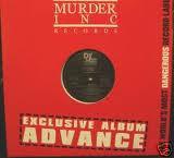 Ja Rule - Blood In My Eye (LP, Advance, Album, Promo, Edi)
