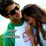 Amizade e namoro 😜🥰