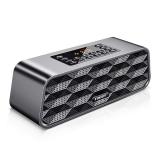 Amazon Bluetooth Lautsprecher SUMGOTT Mobiler Digital FM Radio, MP3 Player Portabler Wireless Speaker
