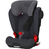 Britax Römer Kindersitz Kidfix II XP SICT Black Series Storm Grey
