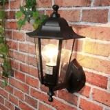 Ebay EcoLight LED Aussenleuchte IP44 Wandleuchte Gartenleuchte Außen Lampe Wand ALU
