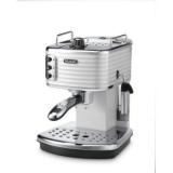 Espressomaschine DeLonghi ECZ 351.W Scultura (1100 W) weiß bei -Amazon.it Tagesdeal-