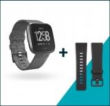 FITBIT Smartwatch Special Edition VERSA LCD WLAN Bluetooth Herzfrequenz NFC