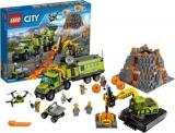 myToys – LEGO 60124 City: Vulkan-Forscherstation