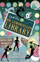 Escape From Mr. Lemoncillo's Library