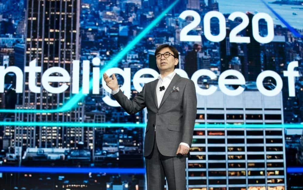 Jihokorejci naplňují vizi otevřeného a inteligentního IoT na CESu: Samsung