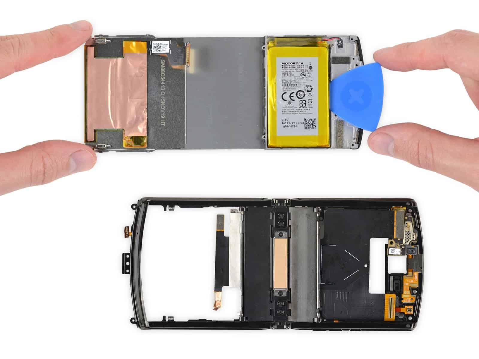 Motorola Razr: