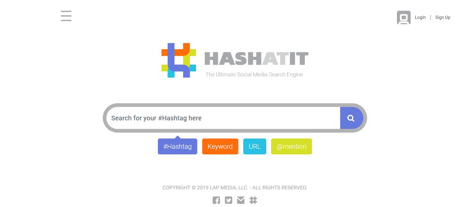 Hashatit Instagram Hashtag Generator Tools