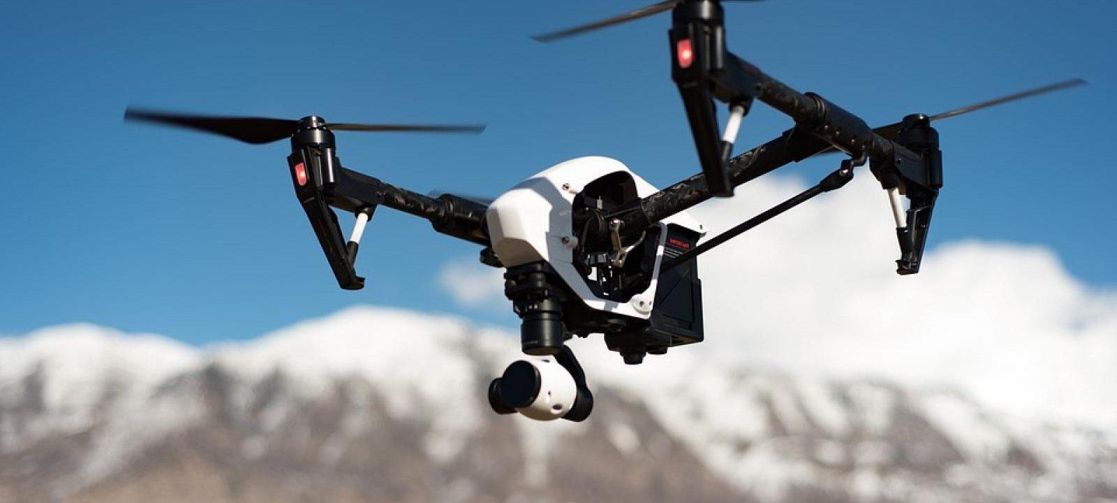 industri 5.0. droner robotter foredrag nye teknologier