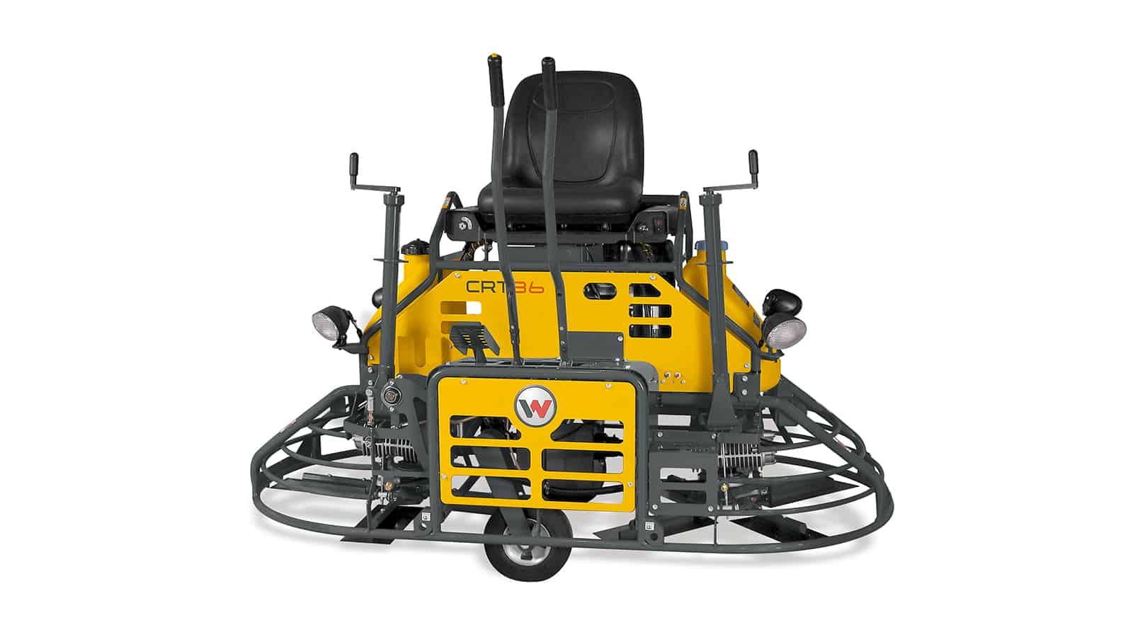 Wacker Neuson CRT36 Power Trowel Float - For sale or hire