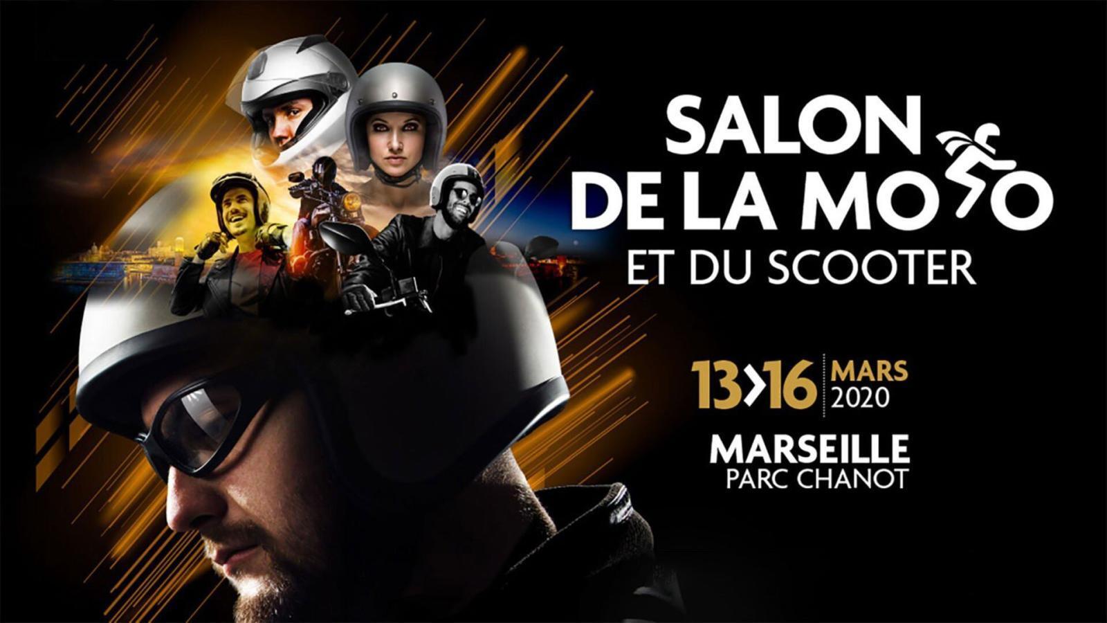 Salon de la moto Marseille 2020