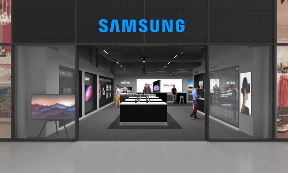 Samsung otevře vnákupním centru Forum Nová Karolina novou prodejnu