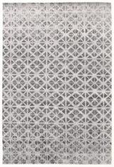 szary dywan wycinany Shangri La Mosaic 7040