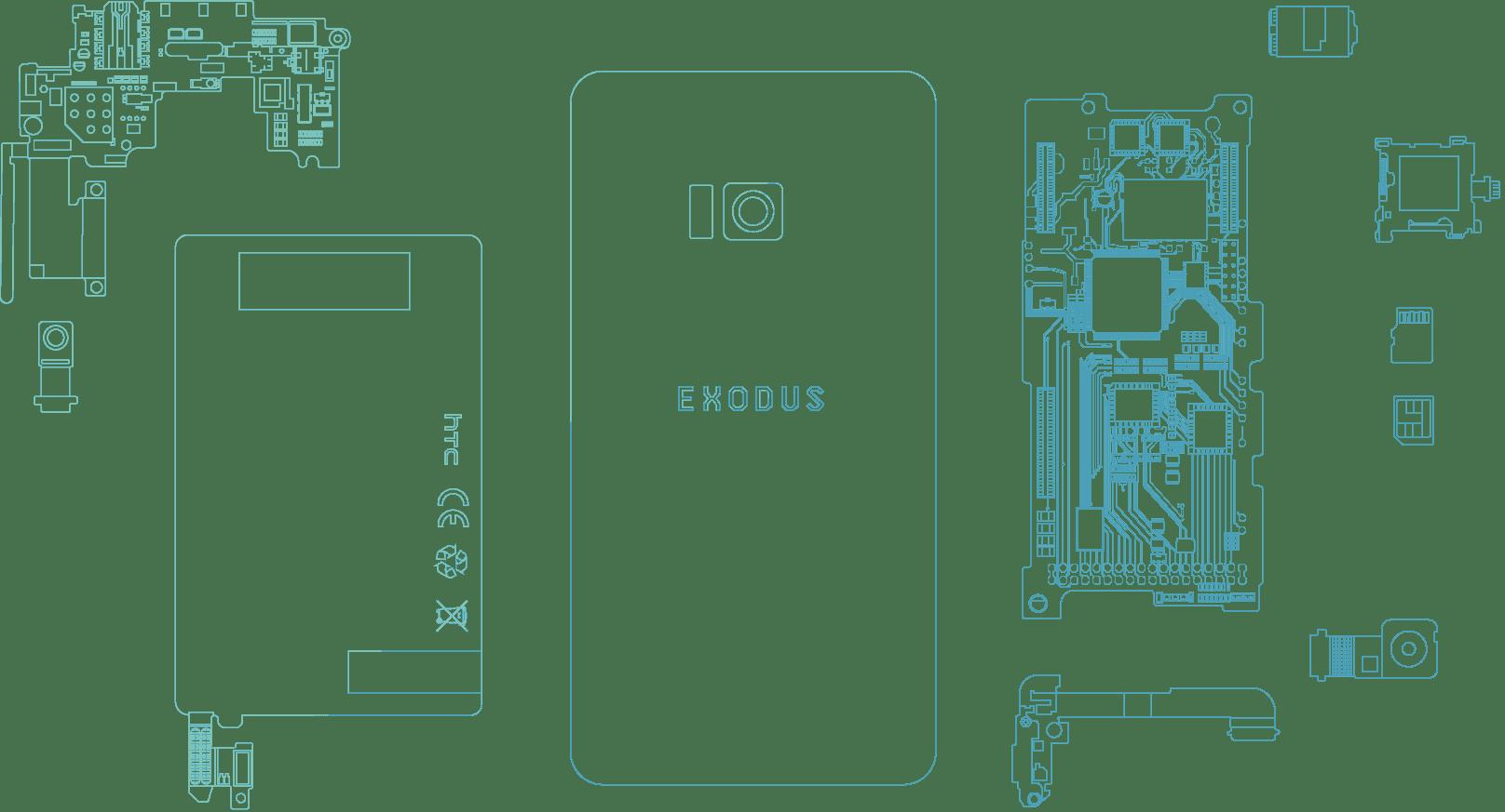 HTC Exodus si můžete pořídit za Bitcoiny a Ethereum, ale také za Litecoin