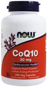 Добавка coq 10 30 mg 240caps