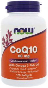 60 мг добавки с коэнзимом 120 капсул