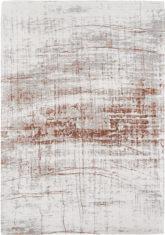 brązowo biały Dywan nowoczesny - Copperfield 8956