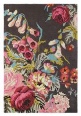 kolorowy dywan w kwiaty Stapleton Park Rosewood 45302